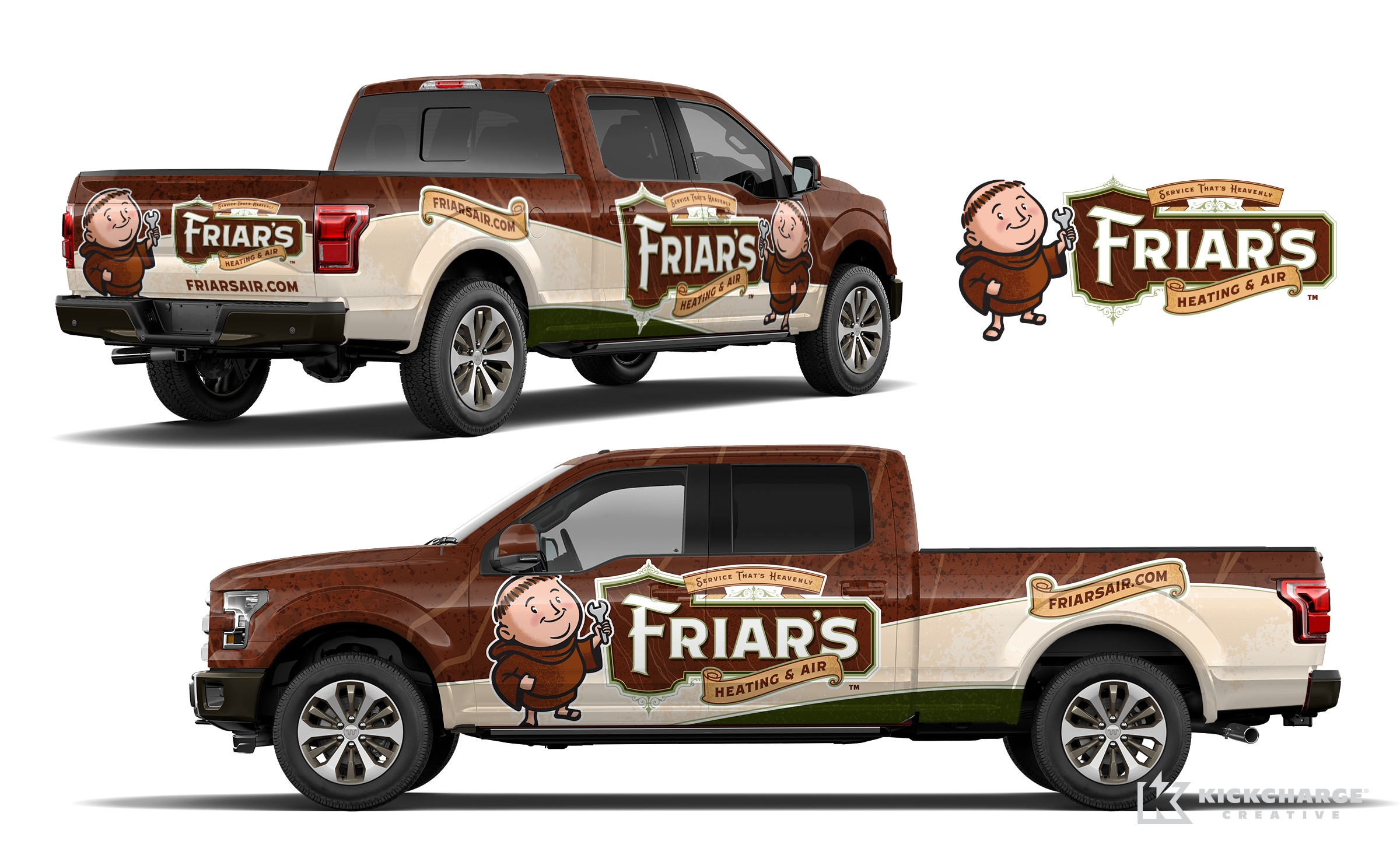 Friar's Heating & Air