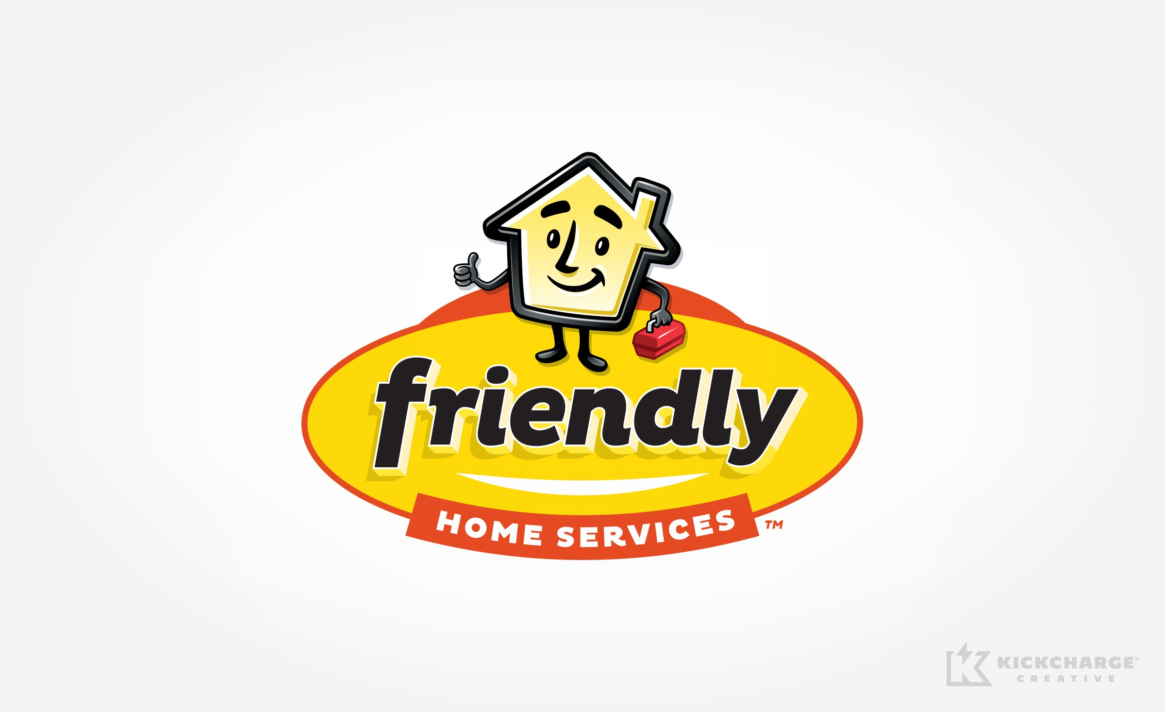 logo for Friendly Home Services