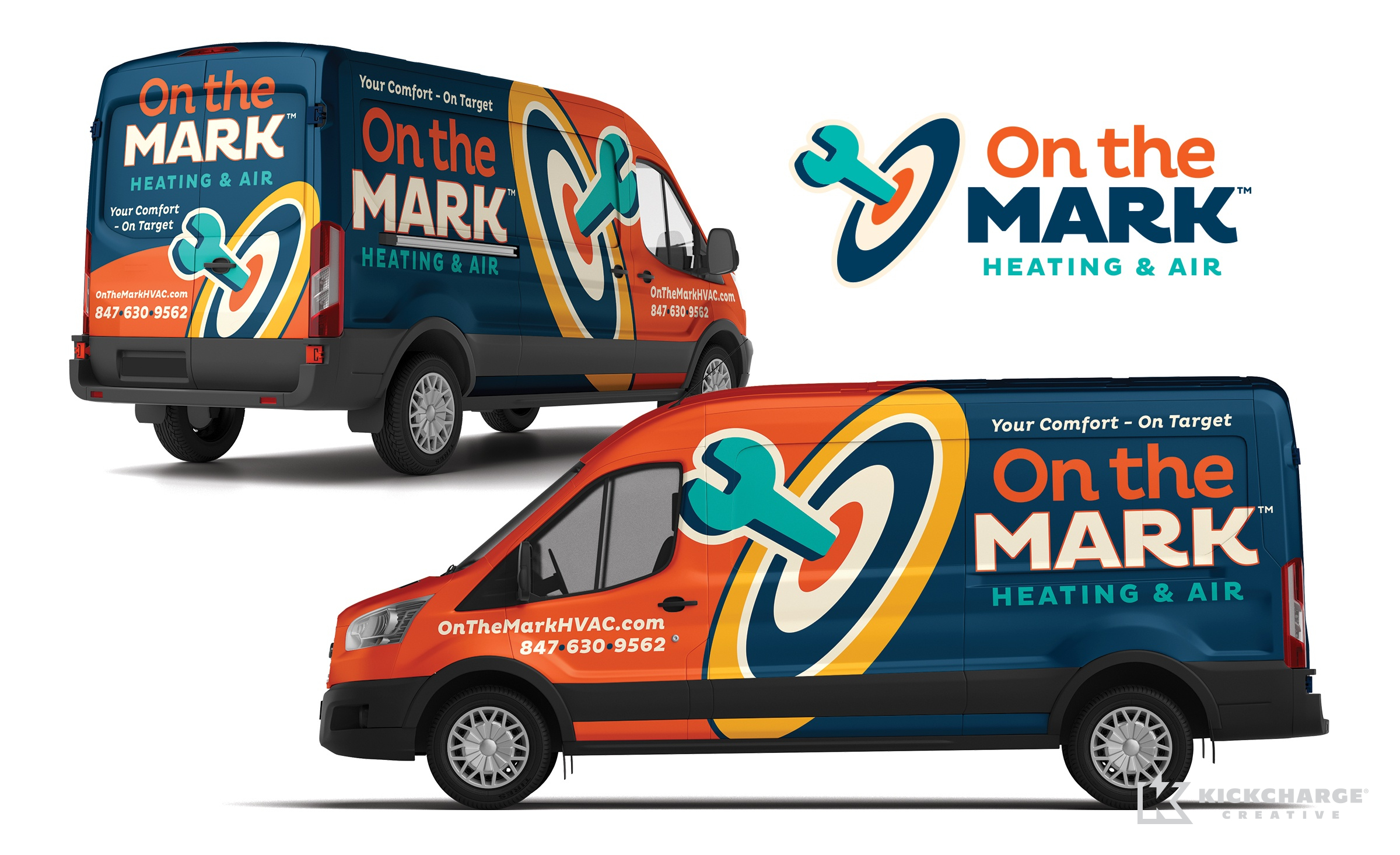 On the Mark Heating & Air