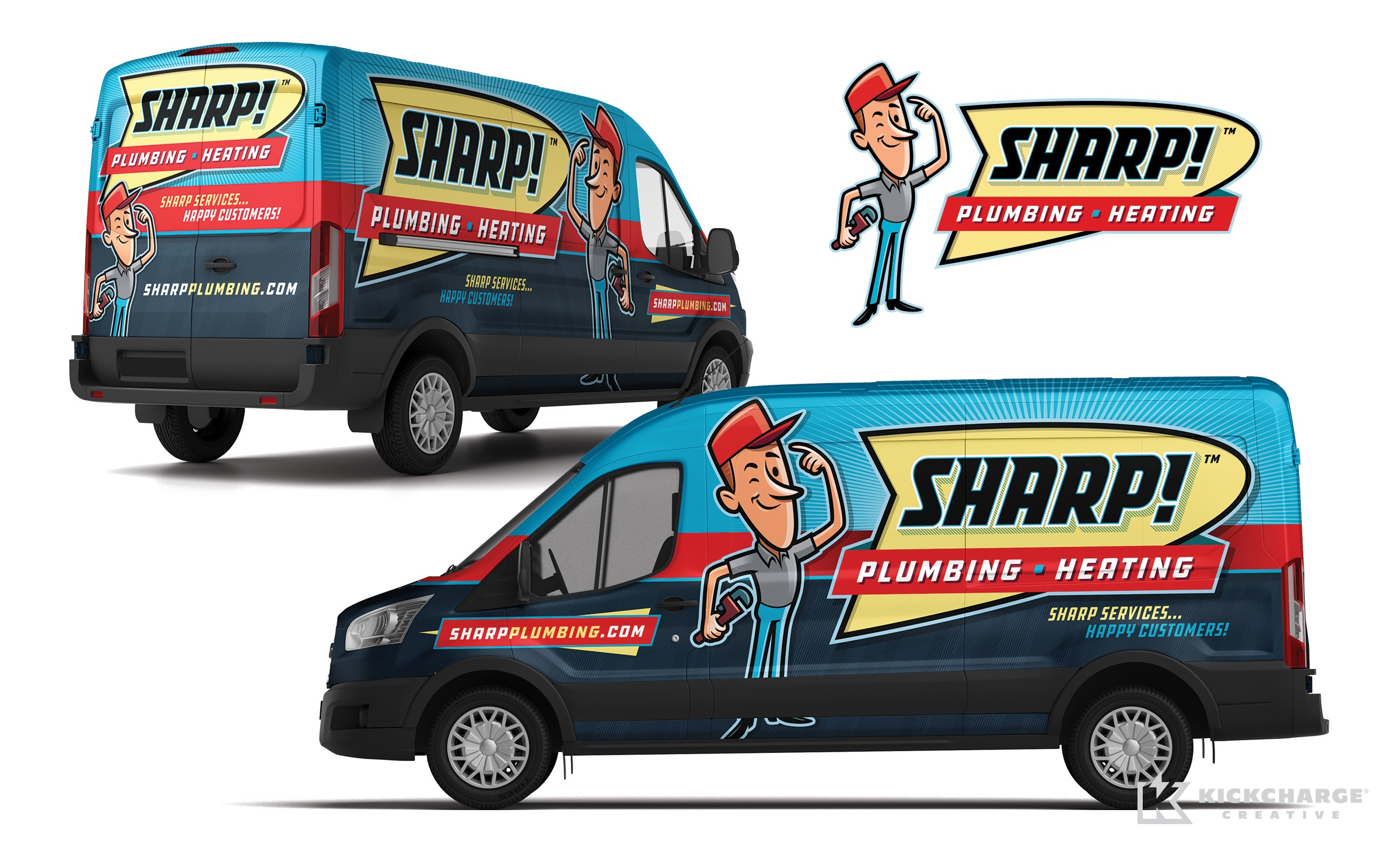 Sharp! Plumbing & Heating
