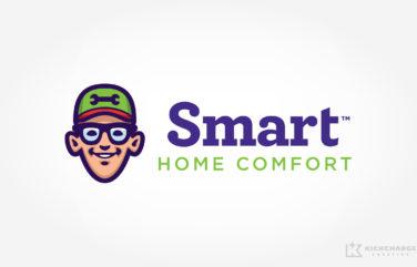 hvac logo for Smart Home Comfort