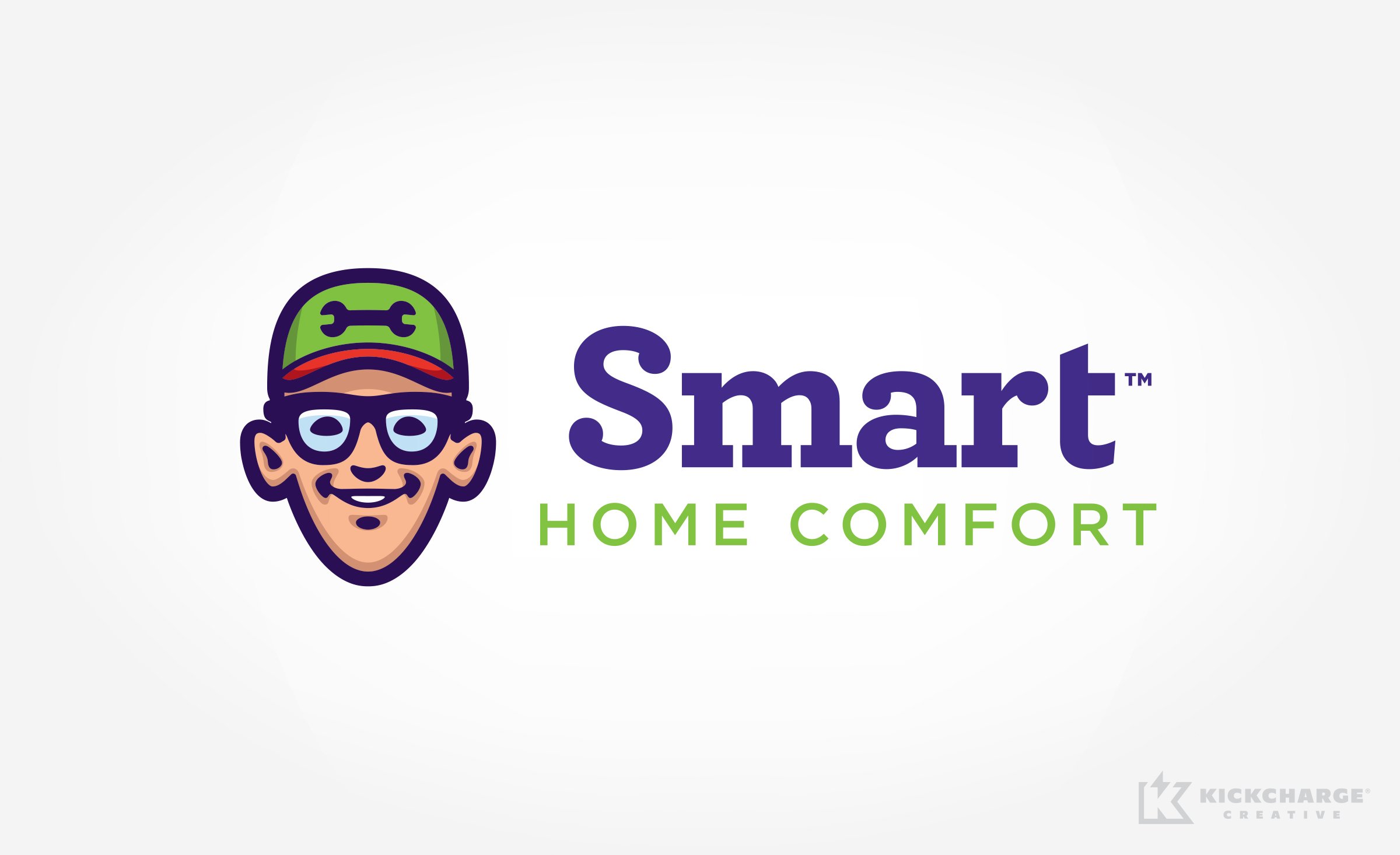 hvac logo for Smart Home Comfort