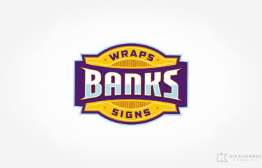 Banks Wraps & Signs