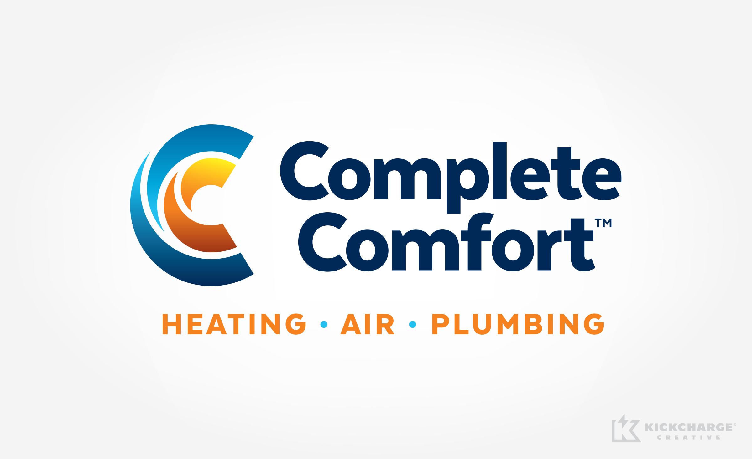 hvac logo for Complete Comfort