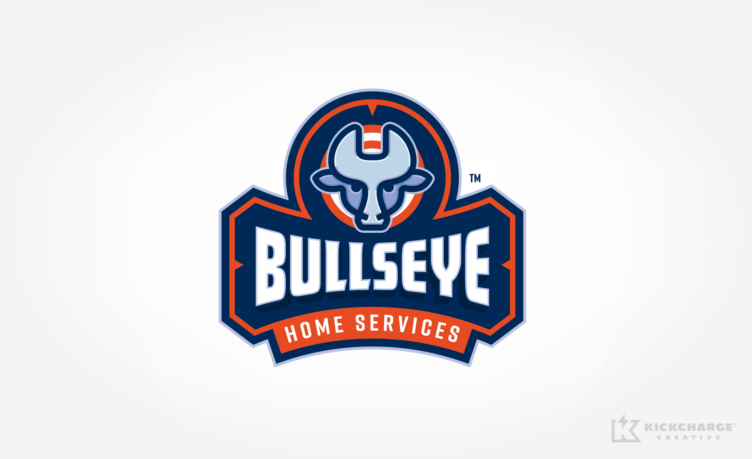 hvac logo for Bullseye Home Services