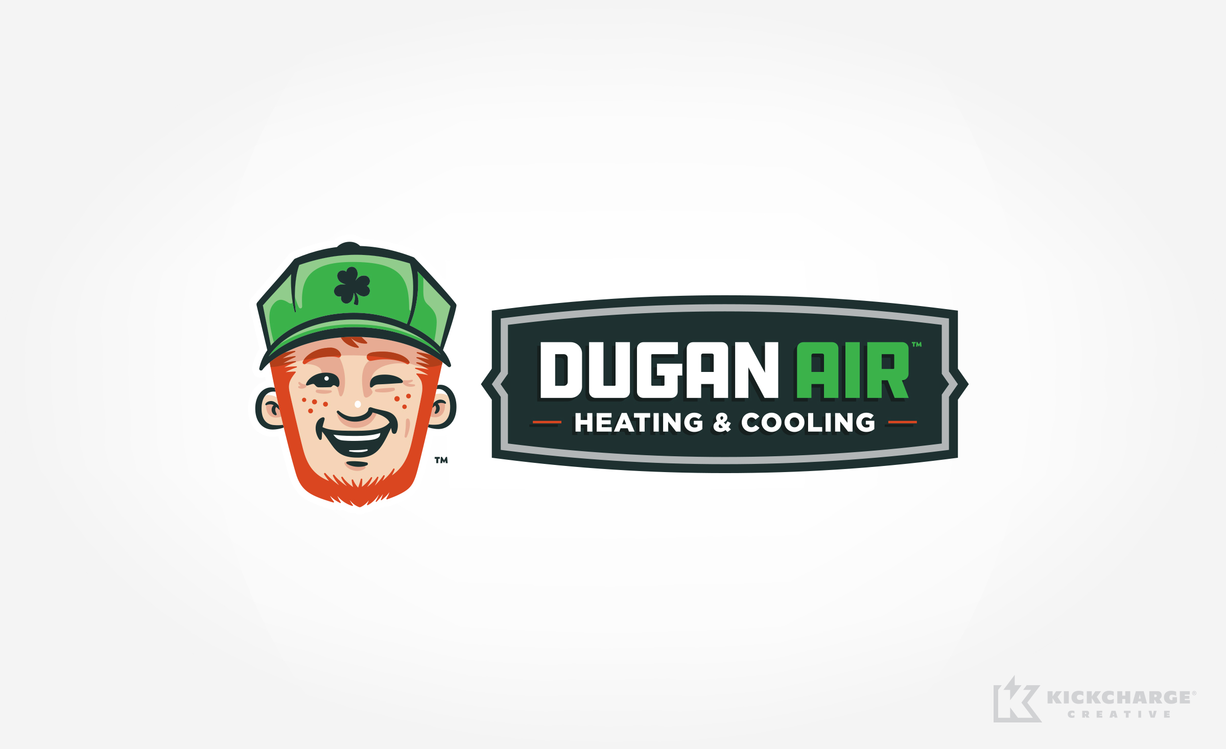 hvac logo for Dugan Air