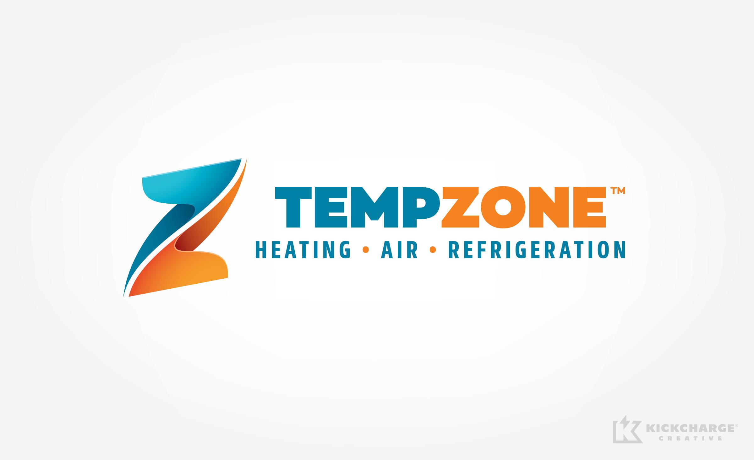 hvac logo for TempZone