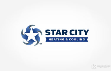 hvac logo for Star City