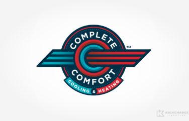 hvac logo for complete comfort