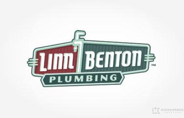 plumbing logo for Linn Benton Plumbing