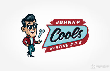 hvac logo for Johnny Cools Heating & Air