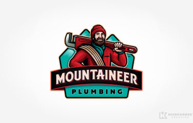 plumbing logo for Mountaineer Plumbing