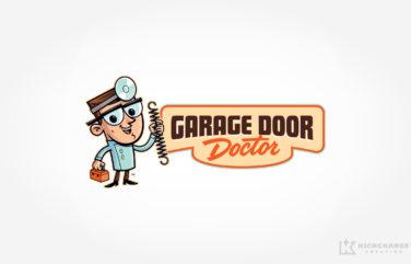 logo design for Garage Door Doctor