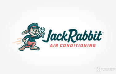 hvac logo for Jack Rabbit