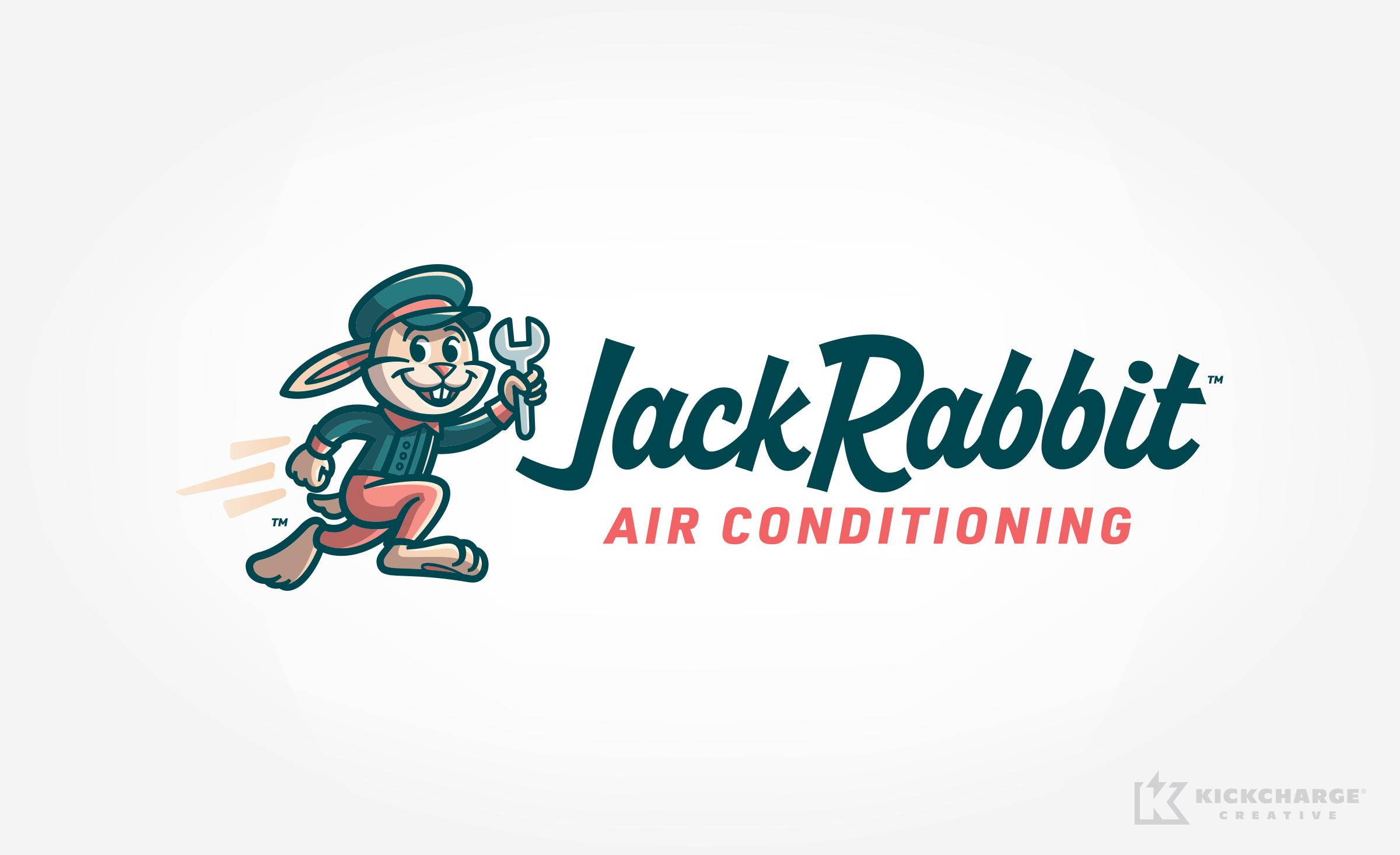 hvac logo for Jack Rabbit