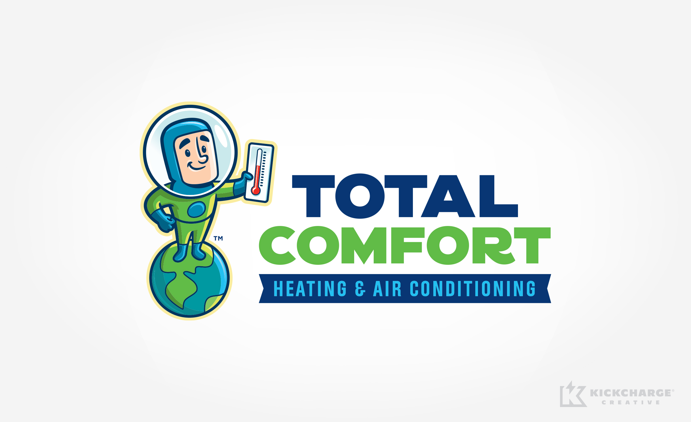 hvac logo for Total Comfort