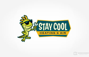 hvac logo for Stay Cool Heating & Air