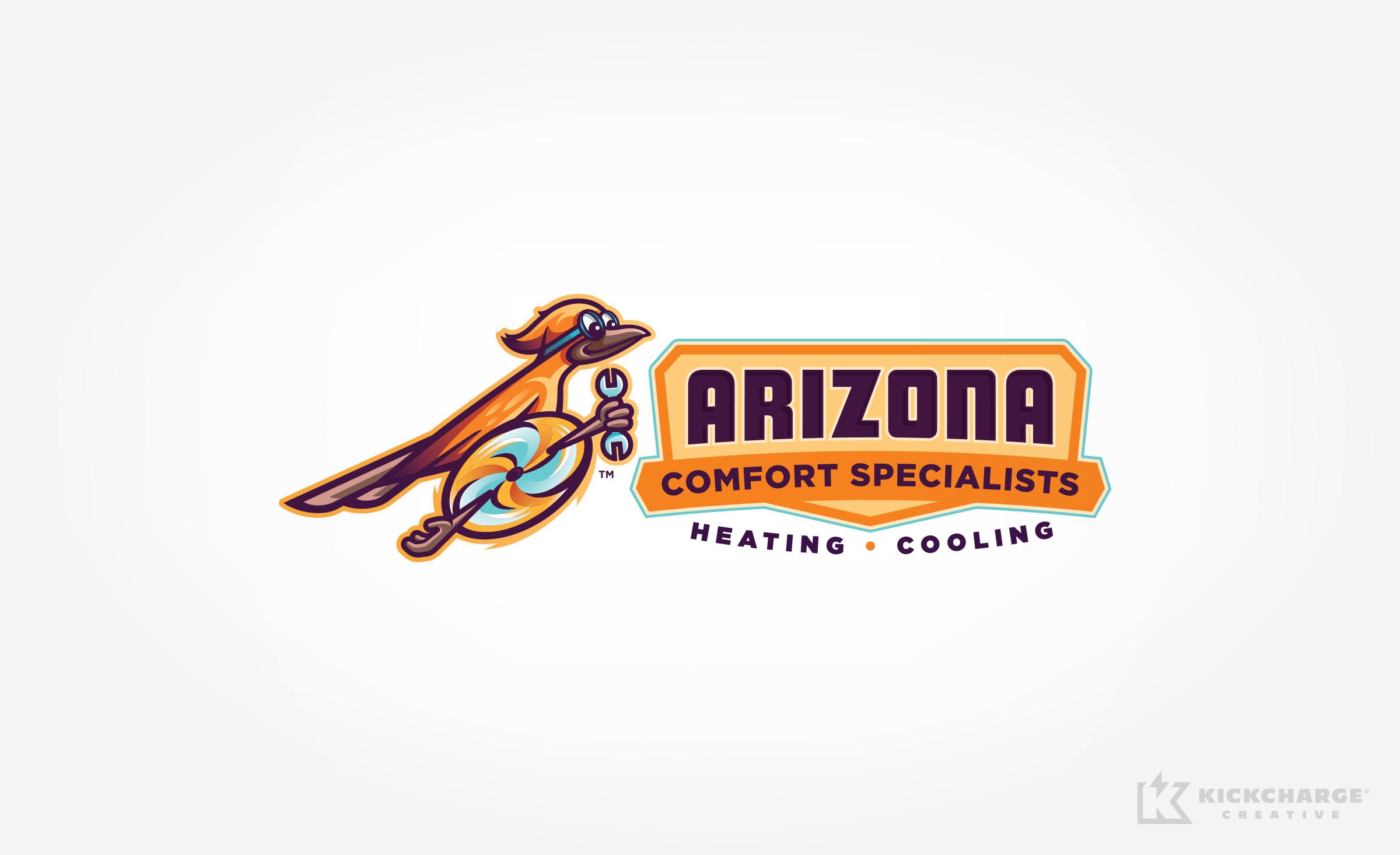 hvac logo for Arizona Comfort Specialists