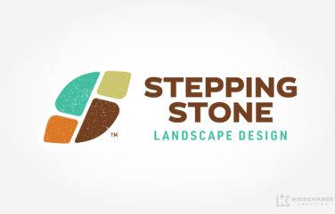 logo design for Stepping Stone