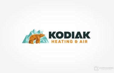 hvac logo for Kodiak Heating & Air