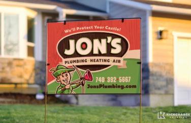 Jon's Plumbing, Heating & Air