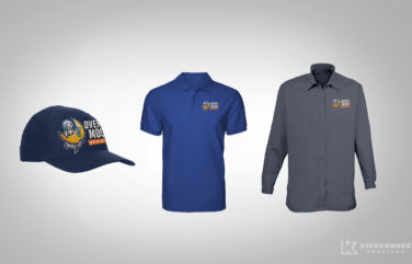 HVAC uniforms for Over the Moon