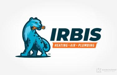 HVAC logo for Irbis